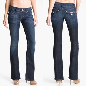 Hudson Signature Bootcut Stretch Jeans
